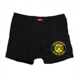 Мужские трусы Borussia Dortmund - FatLine