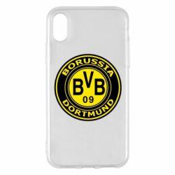 Чохол для iPhone X/Xs Borussia Dortmund