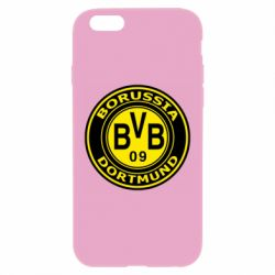 Чехол для iPhone 6/6S Borussia Dortmund