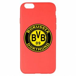Чехол для iPhone 6 Plus/6S Plus Borussia Dortmund