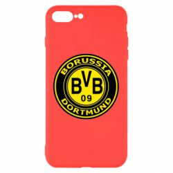 Чехол для iPhone 8 Plus Borussia Dortmund