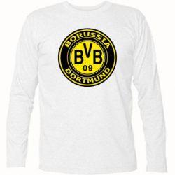 Футболка с длинным рукавом Borussia Dortmund - FatLine