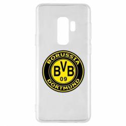 Чохол для Samsung S9+ Borussia Dortmund