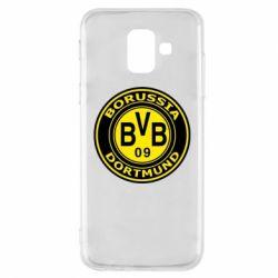 Чохол для Samsung A6 2018 Borussia Dortmund