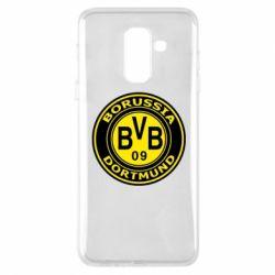Чохол для Samsung A6+ 2018 Borussia Dortmund