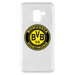 Чохол для Samsung A8 2018 Borussia Dortmund