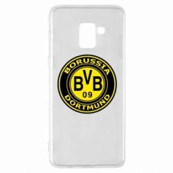 Чохол для Samsung A8+ 2018 Borussia Dortmund