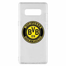 Чохол для Samsung Note 8 Borussia Dortmund