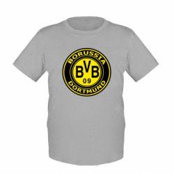 Детская футболка Borussia Dortmund - FatLine
