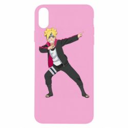 Чехол для iPhone Xs Max Boruto dab