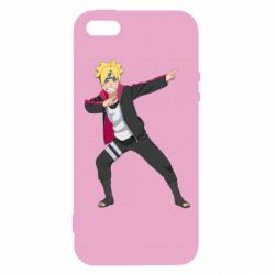 Чехол для iPhone5/5S/SE Boruto dab