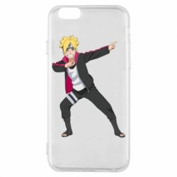 Чехол для iPhone 6/6S Boruto dab
