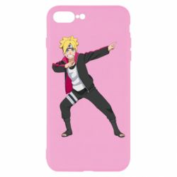 Чехол для iPhone 8 Plus Boruto dab