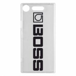 Чехол для Sony Xperia XZ1 Boss audio - FatLine