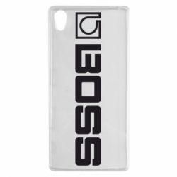 Чехол для Sony Xperia Z5 Boss audio - FatLine