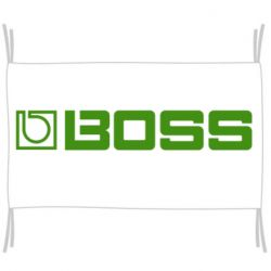 Флаг Boss audio
