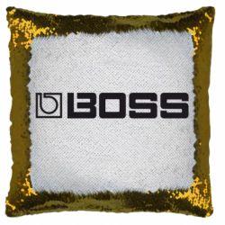 Подушка-хамелеон Boss audio