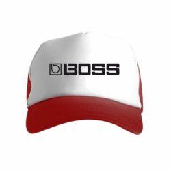 Детская кепка-тракер Boss audio