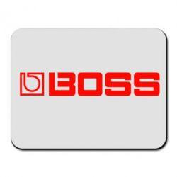 Коврик для мыши Boss audio - FatLine