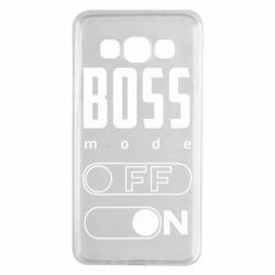 Чохол для Samsung A3 2015 Boss mode
