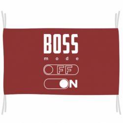 Прапор Boss mode