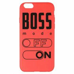 Чохол для iPhone 6 Plus/6S Plus Boss mode