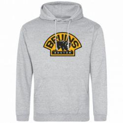 Мужская толстовка Boston Bruins - FatLine