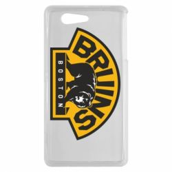 Чехол для Sony Xperia Z3 mini Boston Bruins - FatLine