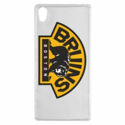 Чехол для Sony Xperia Z5 Boston Bruins - FatLine