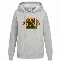 Женская толстовка Boston Bruins - FatLine