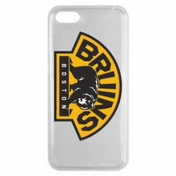 Чехол для Huawei Y5 2018 Boston Bruins - FatLine