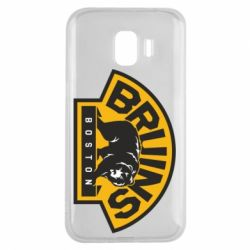 Чехол для Samsung J2 2018 Boston Bruins - FatLine