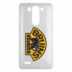Чехол для LG G3 mini/G3s Boston Bruins - FatLine