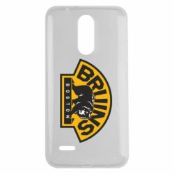 Чехол для LG K7 2017 Boston Bruins - FatLine