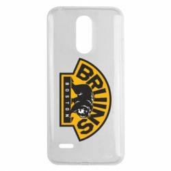 Чехол для LG K8 2017 Boston Bruins - FatLine