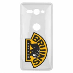 Чехол для Sony Xperia XZ2 Compact Boston Bruins - FatLine
