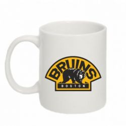 Кружка 320ml Boston Bruins - FatLine