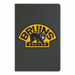 Блокнот А5 Boston Bruins - FatLine