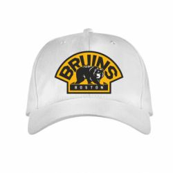 Детская кепка Boston Bruins - FatLine