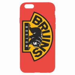 Чехол для iPhone 6/6S Boston Bruins - FatLine