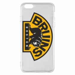 Чехол для iPhone 6 Plus/6S Plus Boston Bruins - FatLine