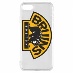 Чехол для iPhone 7 Boston Bruins - FatLine