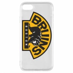 Чехол для iPhone 8 Boston Bruins - FatLine