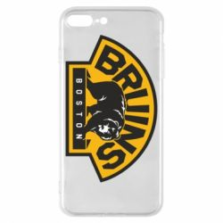 Чехол для iPhone 8 Plus Boston Bruins - FatLine