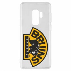 Чехол для Samsung S9+ Boston Bruins - FatLine