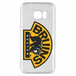 Чехол для Samsung S7 Boston Bruins - FatLine
