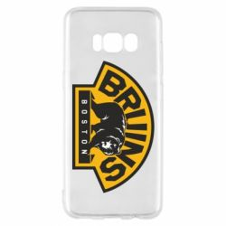 Чехол для Samsung S8 Boston Bruins - FatLine