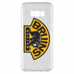 Чехол для Samsung S8+ Boston Bruins - FatLine