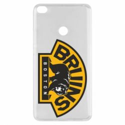 Чехол для Xiaomi Mi Max 2 Boston Bruins - FatLine