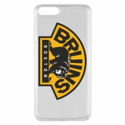 Чехол для Xiaomi Mi Note 3 Boston Bruins - FatLine